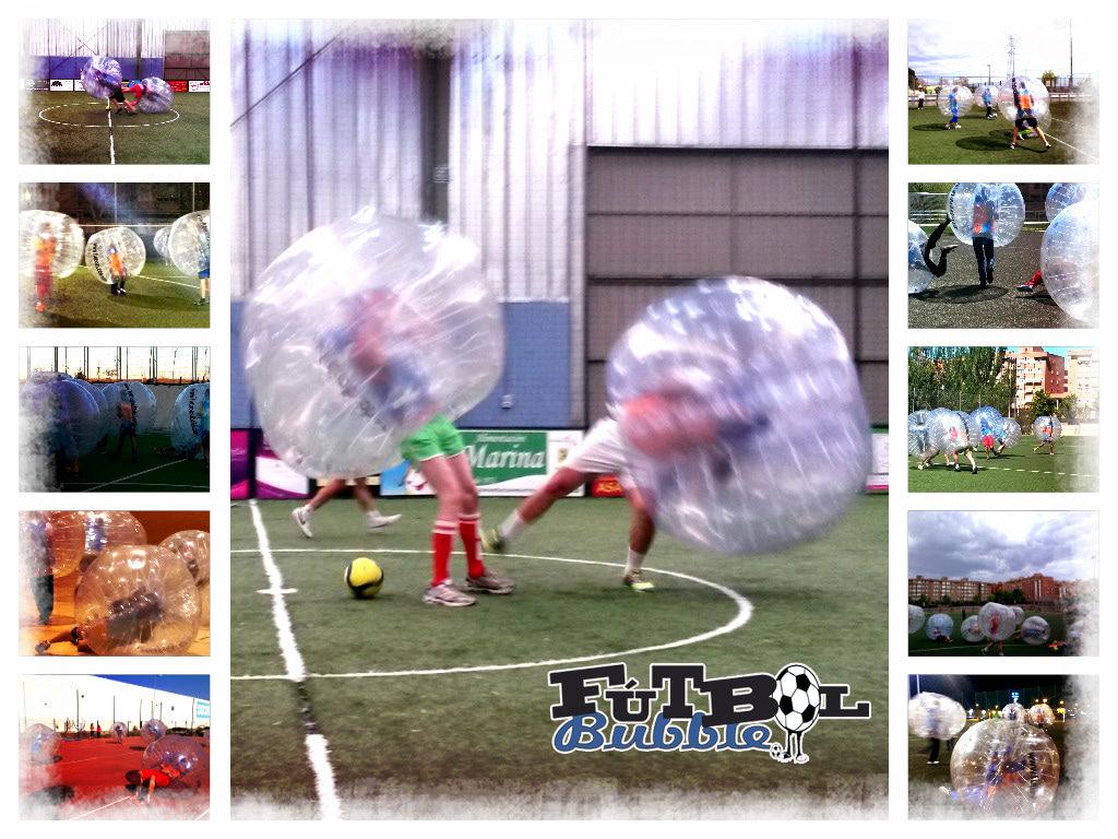 Información sobre Futbol Bubble