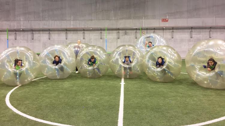 Servicios profesionales para Comprar Futbol Burbuja