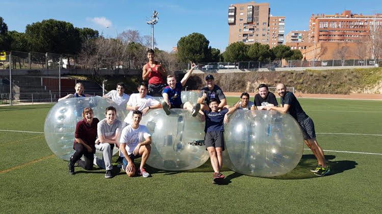 Bubbles Crash el juego de moda