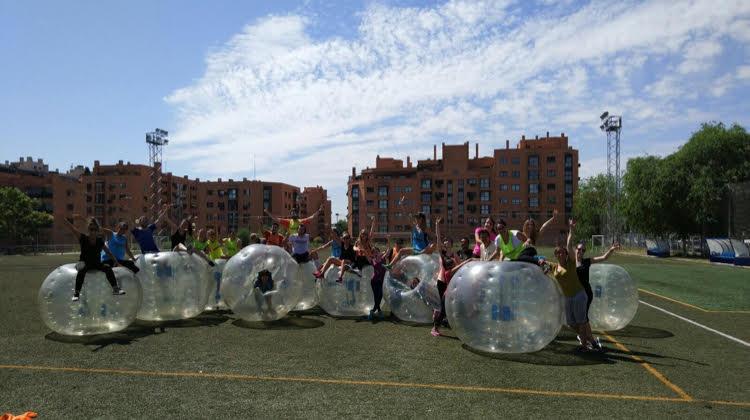 ¿Qué ofrece el Bubblefootball?