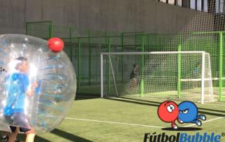 Fútbol Burbuja en Madrid