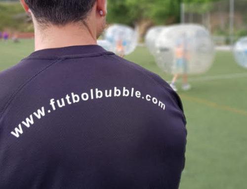 ¡Cualquier tipo de celebración será más original invitando a Futbol Bubble!